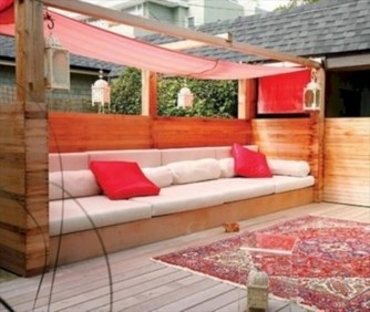 Stunning diy pallet furniture design ideas (44)