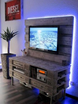 Stunning diy pallet furniture design ideas (51)