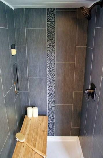Totally brilliant tiny house bathroom design ideas (28)