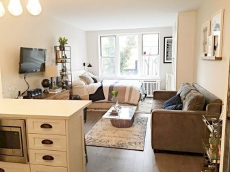 Totally inspiring small apartment decorating ideas on a budget 09