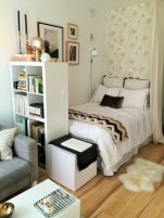 Totally inspiring small apartment decorating ideas on a budget 25