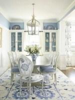 Vintage victorian dining room decor ideas (21)