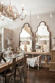 Vintage victorian dining room decor ideas (41)