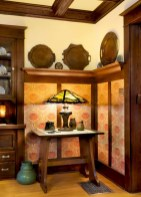 Vintage victorian lamp shades ideas for your bedroom (3)