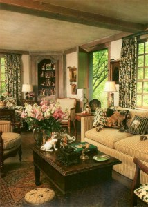 Beautiful french country living room ideas 15