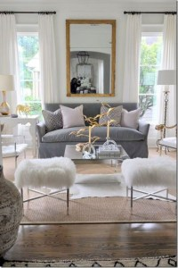 Beautiful french country living room ideas 16