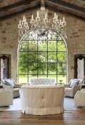 Beautiful french country living room ideas 37