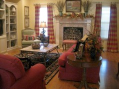 Beautiful french country living room ideas 40