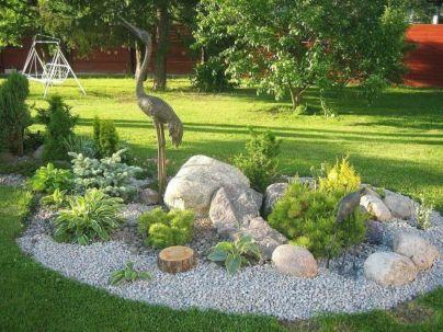 Beautiful rock garden landscaping ideas 01