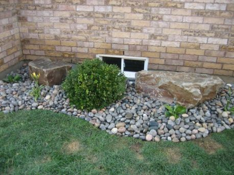 Beautiful rock garden landscaping ideas 42