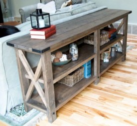 Brilliant diy rustic home decorating ideas 09