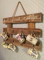 Brilliant diy rustic home decorating ideas 10