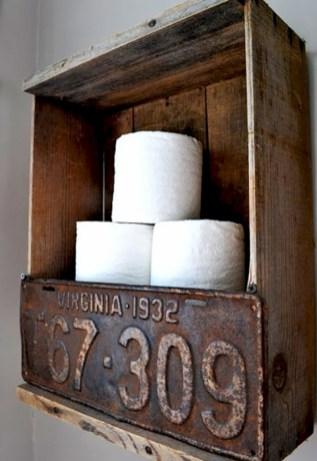 Brilliant diy rustic home decorating ideas 38