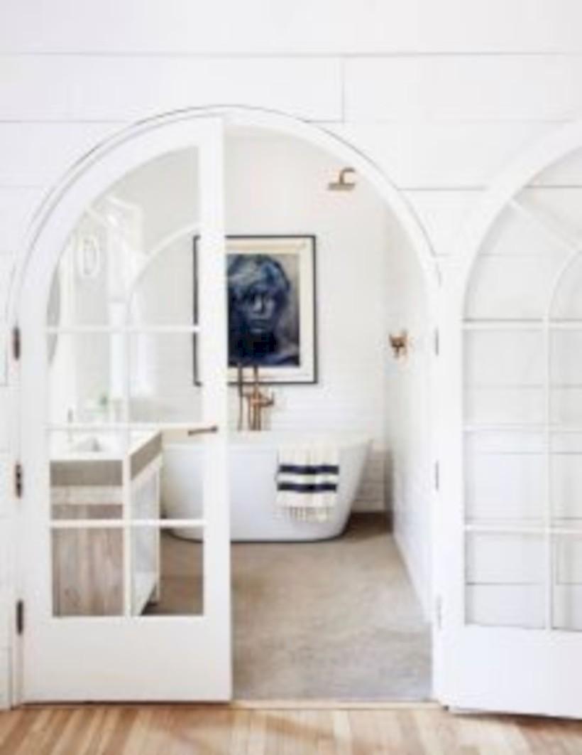 Cool attic bathroom remodel ideas 08
