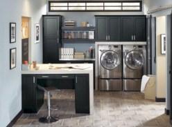 Creative small laundry room organization ideas 07