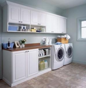 Creative small laundry room organization ideas 11