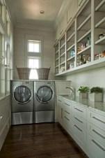 Creative small laundry room organization ideas 16