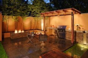 Easy and cheap backyard privacy fence design ideas 19
