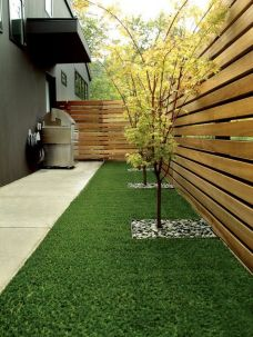 Easy and cheap backyard privacy fence design ideas 22