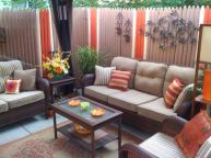 Easy and cheap backyard privacy fence design ideas 37