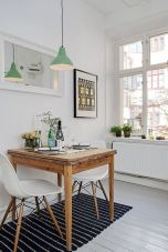 Easy diy rental apartment decoration ideas 19
