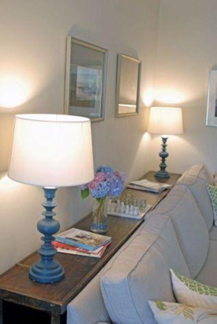 Easy diy rental apartment decoration ideas 20