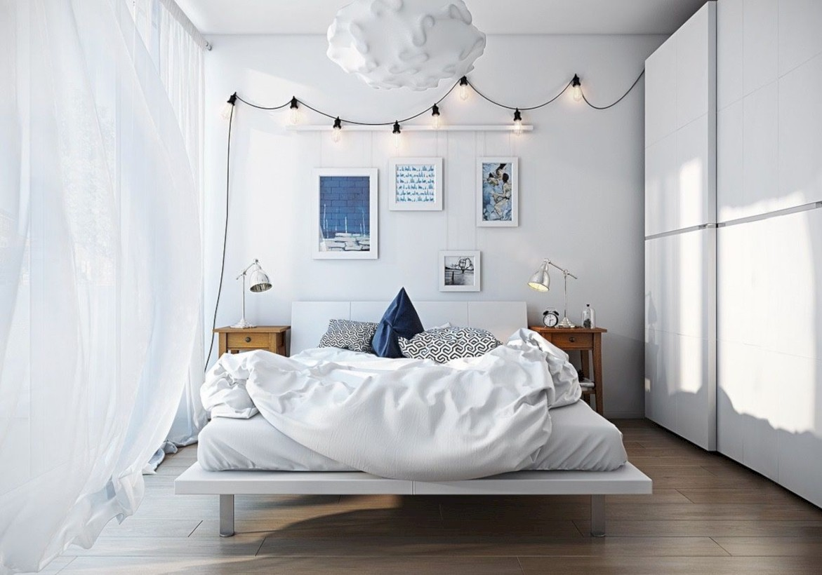 Elegant couple apartment decorating ideas on a budget 28