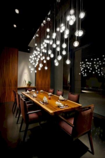 Genius small dining room table design ideas 12