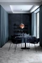Genius small dining room table design ideas 25