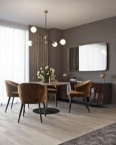 Genius small dining room table design ideas 39