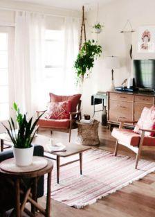 Mid century modern living room furniture ideas 09