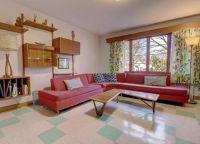 Mid century modern living room furniture ideas 30
