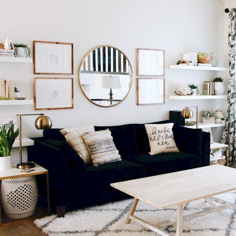 Mid century modern living room furniture ideas 37