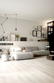 Minimalist living room design trends ideas 06