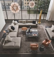 Minimalist living room design trends ideas 14