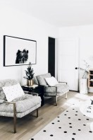 Minimalist living room design trends ideas 15