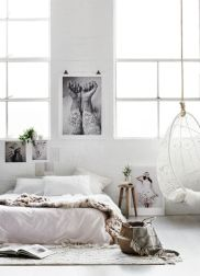 Modern scandinavian bedroom designs ideas 25