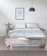 Modern scandinavian bedroom designs ideas 27