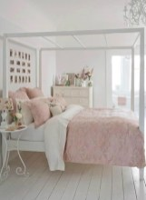 Romantic shabby chic bedroom decorating ideas 04