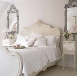 Romantic shabby chic bedroom decorating ideas 32