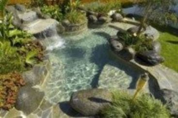 Small backyard waterfall design ideas 09