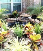 Small backyard waterfall design ideas 12