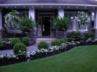 Stunning front yard entrance path walkway landscaping ideas 23