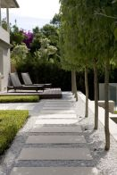 Stunning front yard entrance path walkway landscaping ideas 25