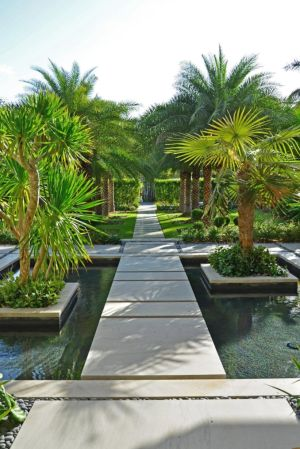 Stunning front yard entrance path walkway landscaping ideas 29