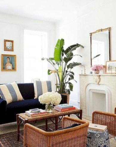 Stylish apartment studio decor furniture ideas 11