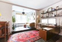 Stylish apartment studio decor furniture ideas 22