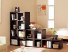 Stylish apartment studio decor furniture ideas 32