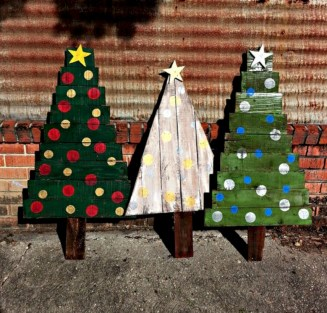 Totally cool holiday christmas craft decor ideas 34