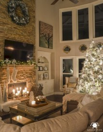 Totally cool holiday christmas craft decor ideas 36